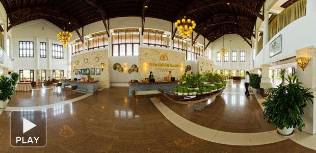 Palm Garden Resort szoba