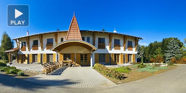 vendégház, Nagymáté