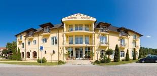 Hotel Xavin, Harkány